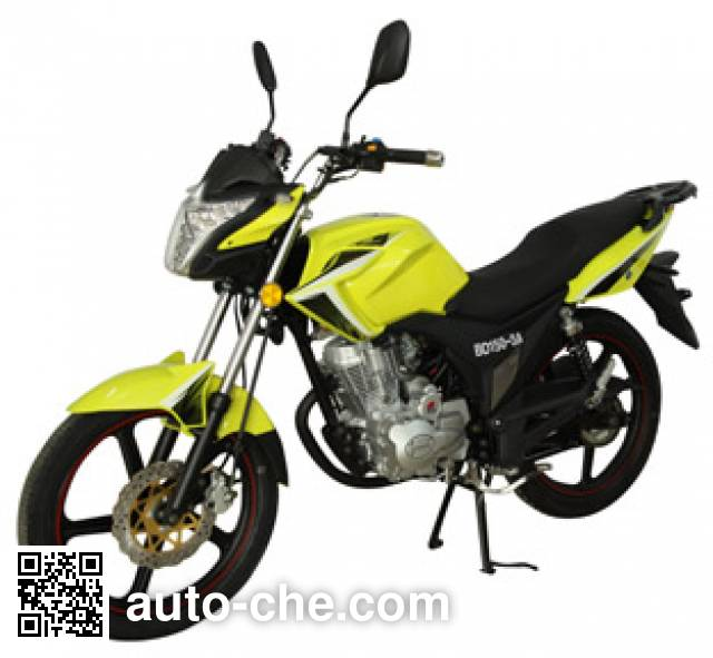 Baoding motorcycle BD150-3A