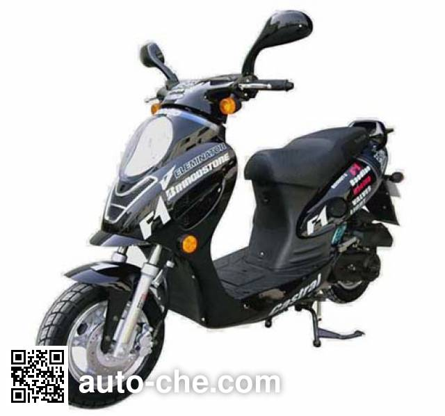 Baodiao 50cc scooter BD50QT-2A