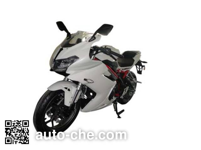 Benelli motorcycle BJ300GS-C