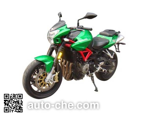 Benelli motorcycle BJ600GS