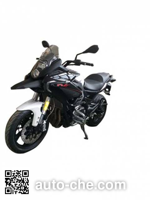 Benelli motorcycle BJ600GS-A