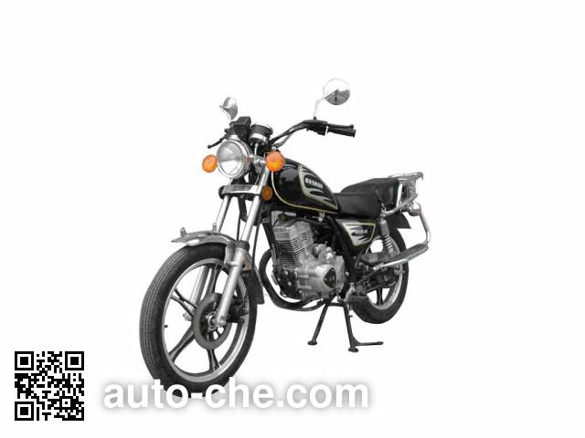 Bashan motorcycle BS125-8E