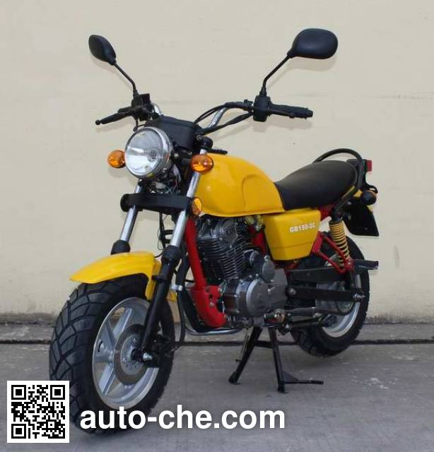 Guoben motorcycle BTL150-2C