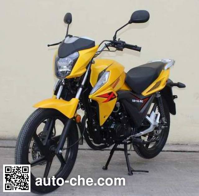 Guoben motorcycle BTL150-8C
