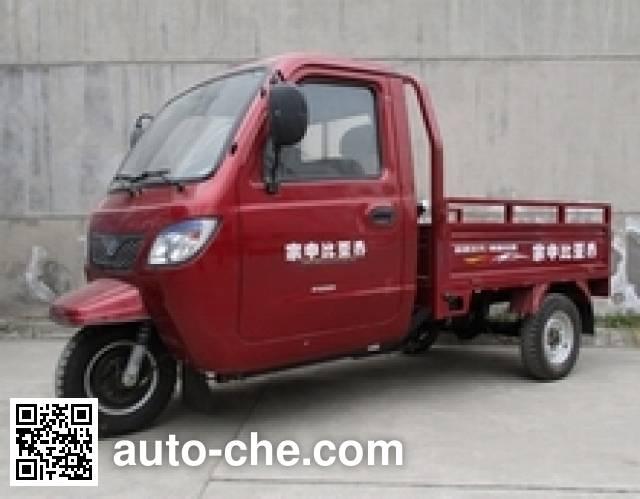 Zongshen Piaggio cab cargo moto three-wheeler BYQ250ZH