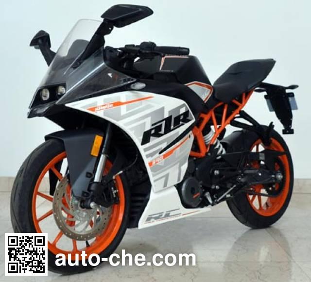 CFMoto motorcycle CF400-3