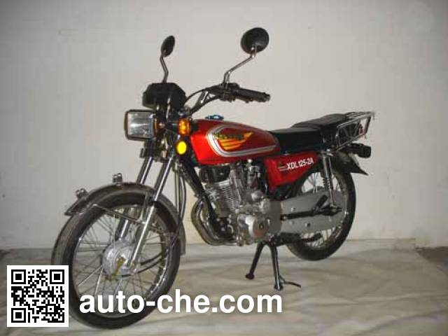 Changjiang motorcycle CJ125-2A