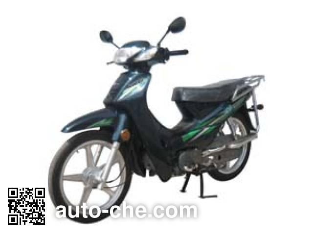 Zhongqing underbone motorcycle CQ110-3C