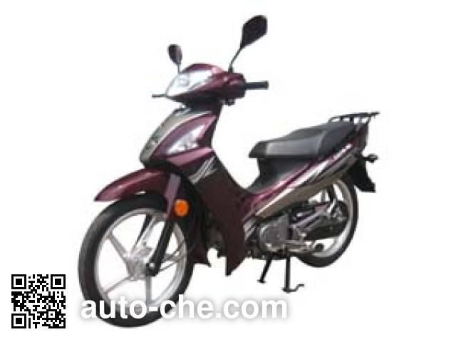 Zhongqing underbone motorcycle CQ110-9E