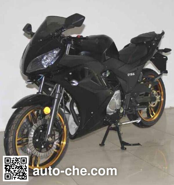 Zhongya motorcycle CY150-3A