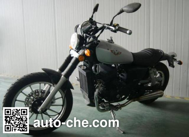 Regal Raptor motorcycle DD350E-2A