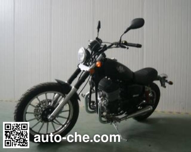 Regal Raptor motorcycle DD400E-2A