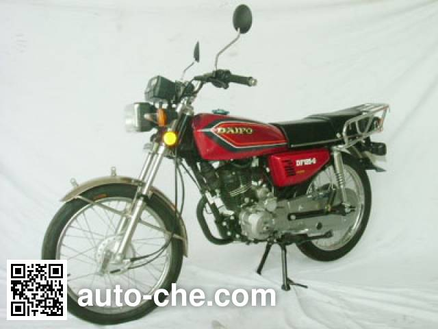 Dafu motorcycle DF125-G