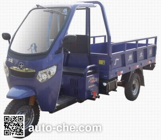 Dayun cab cargo moto three-wheeler DY200ZH-10A