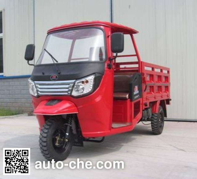 Dayang Cab Cargo Moto Three-wheeler DY250ZH-9 Manufactured