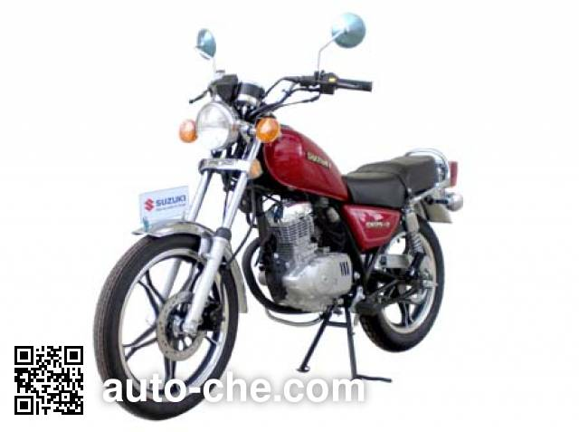 Suzuki motorcycle GN125-2