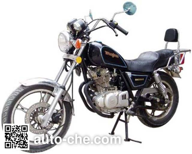 Wangjiang motorcycle GN250-B