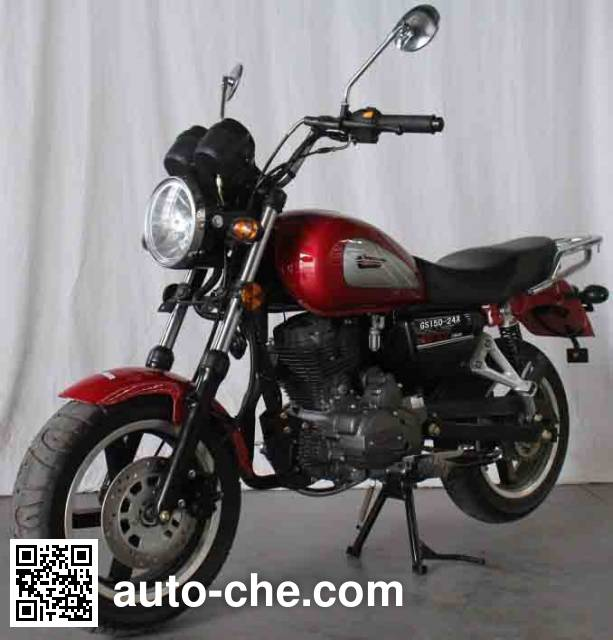 Guangsu motorcycle GS150-24X