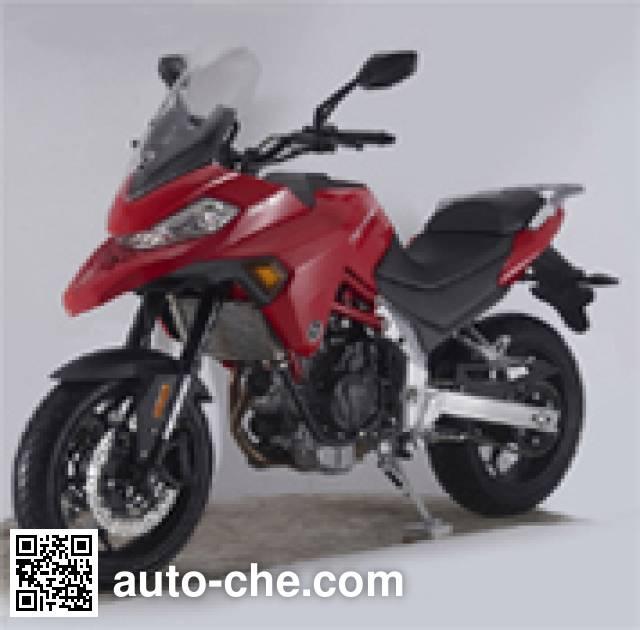 Gangtiexia motorcycle GTX500GS
