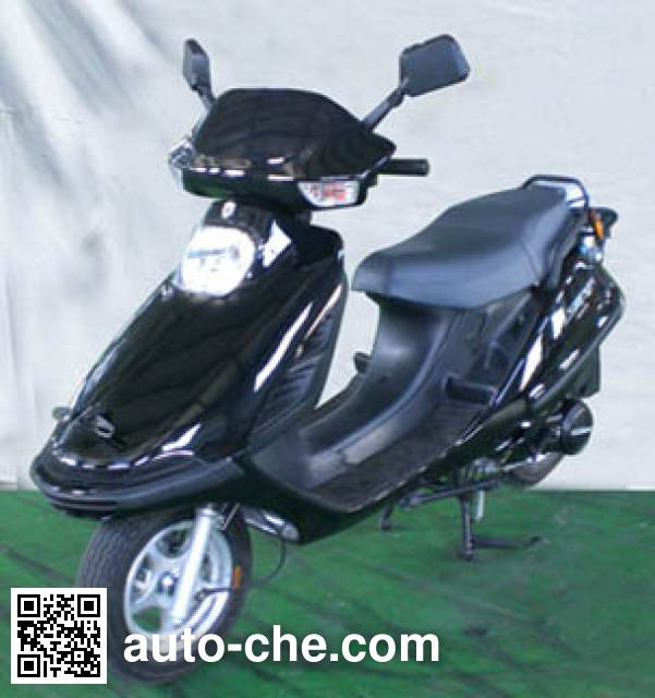 Haoba scooter HB125T-2G