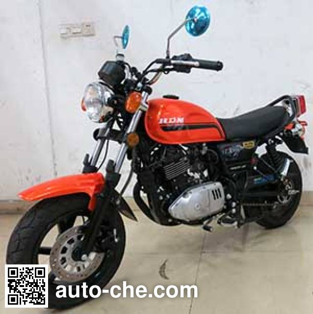 Haoda motorcycle HD125-3F