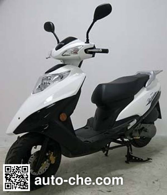 Haoda scooter HD125T-10A