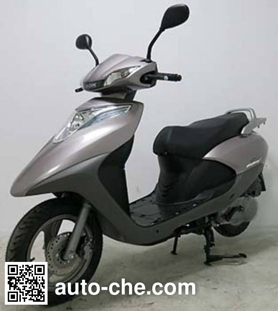 Haoda scooter HD125T-12A