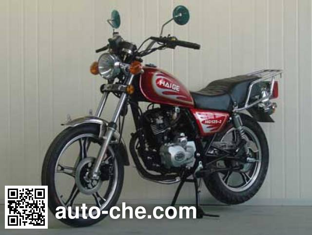 Haige motorcycle HG125-2