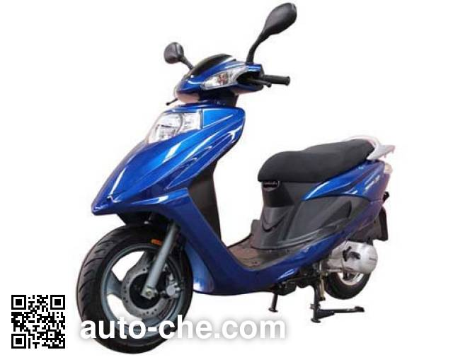 Haojiang scooter HJ125T-19
