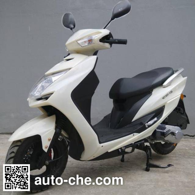 Huazi scooter HZ125T-120
