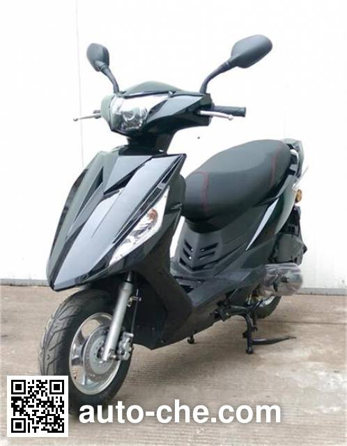 Jinding scooter JD125T-25