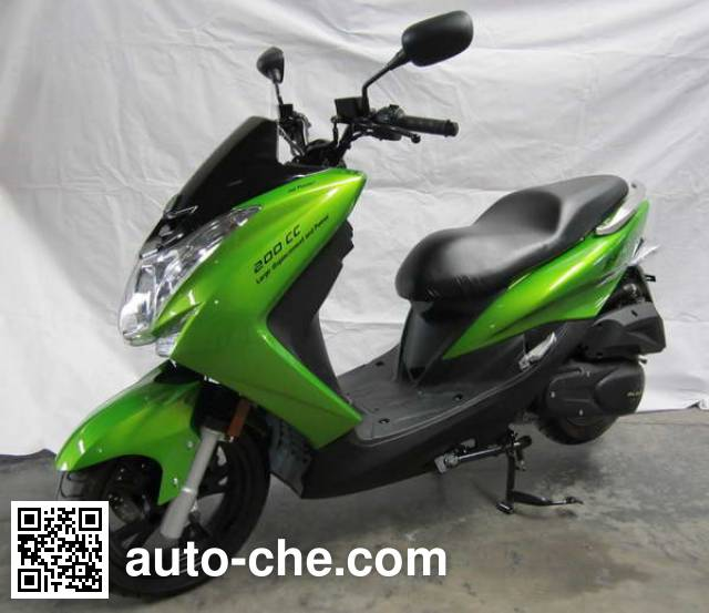 Jinlang scooter JL200T-2A