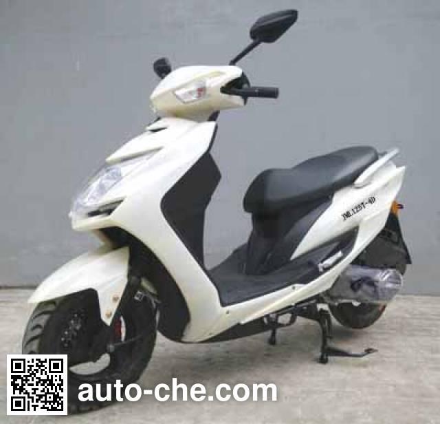 Jinmulan scooter JML125T-4D