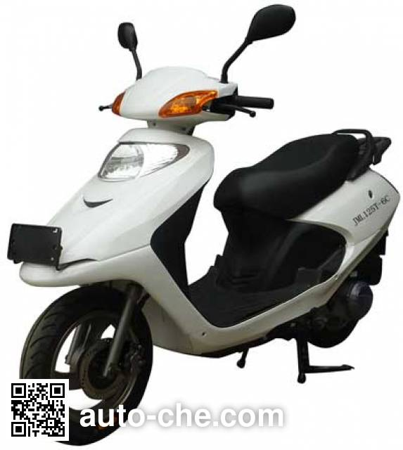 Jinmulan scooter JML125T-6C