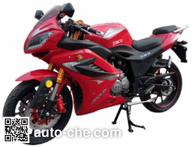 Jinshi motorcycle JS200-2X