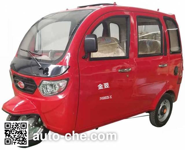 Jinyi electric passenger tricycle JY4500DZK-2C