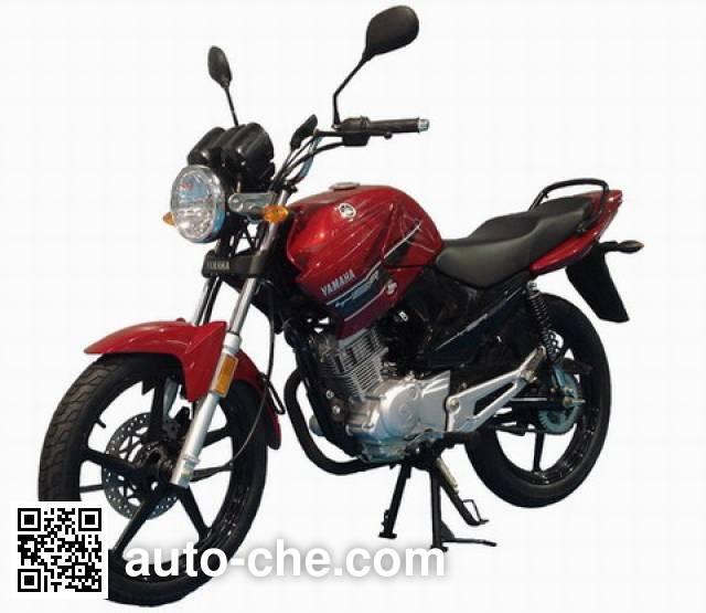 Jianshe yamaha motorcycle jym125 7 manufactured by yamaha for Yamaha motorcycles made in china