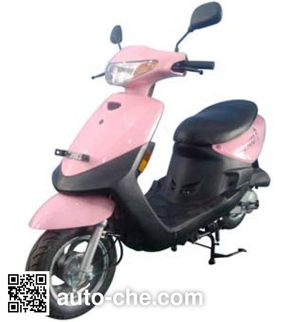 Luojia 50cc scooter LJ48QT-2