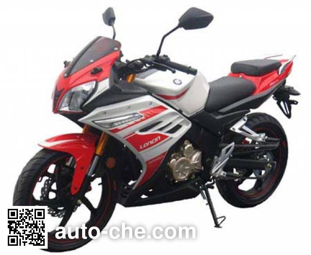 Loncin motorcycle LX200-22