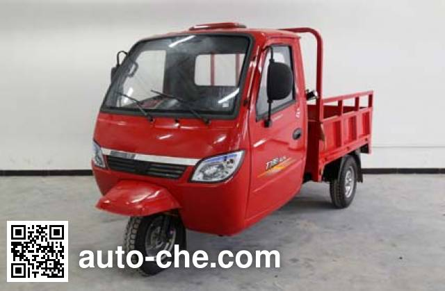 Liyang cab cargo moto three-wheeler LY250ZH-9