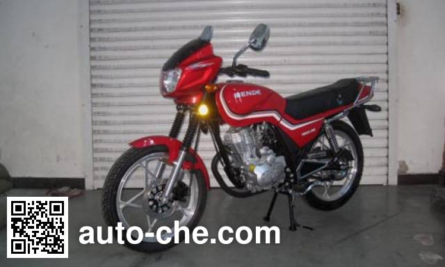 Mengdewang motorcycle MD125-30B