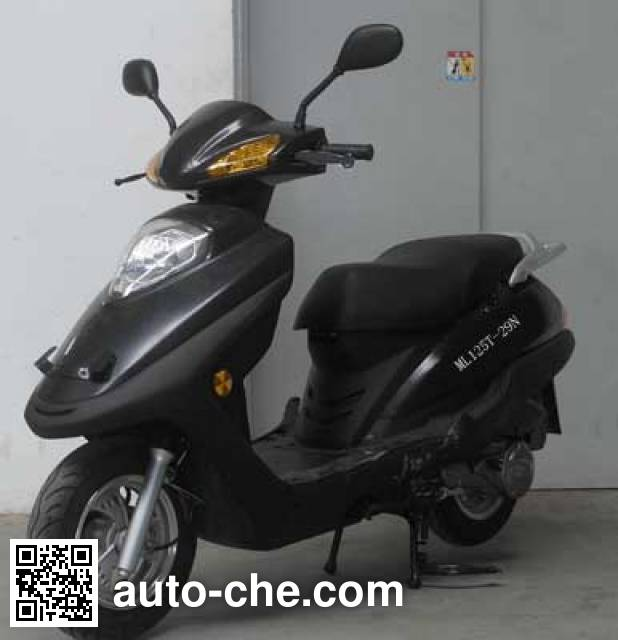 Mulan scooter ML125T-29N