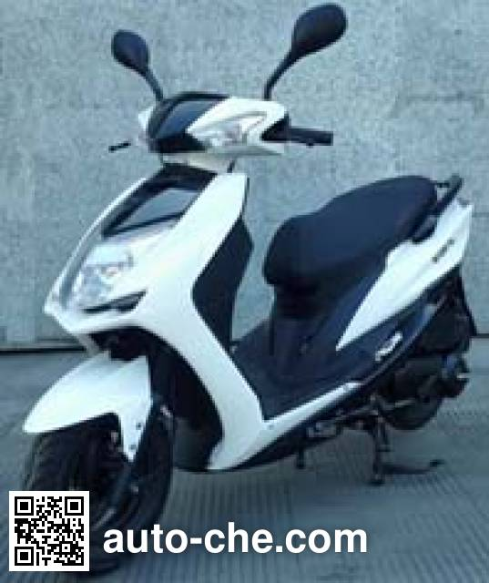 Qida scooter QD125T-3L