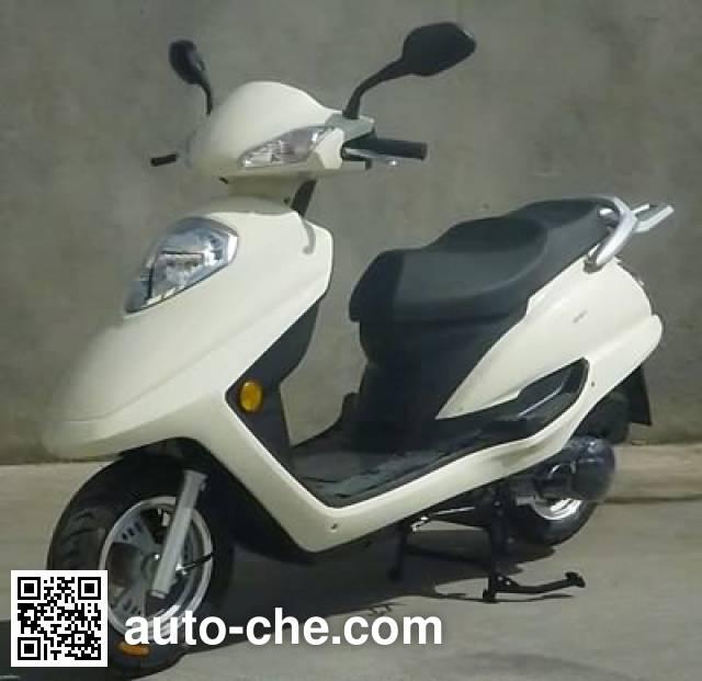 Qingqi scooter QM125T-3R