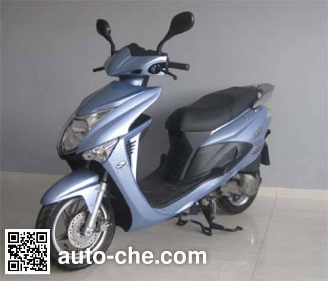 Qingqi scooter QM125T-6C