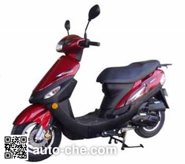 Qingqi 50cc scooter QM48QT-8