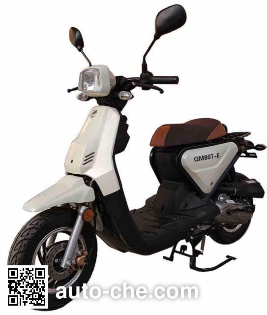 Qingqi scooter QM80T-E