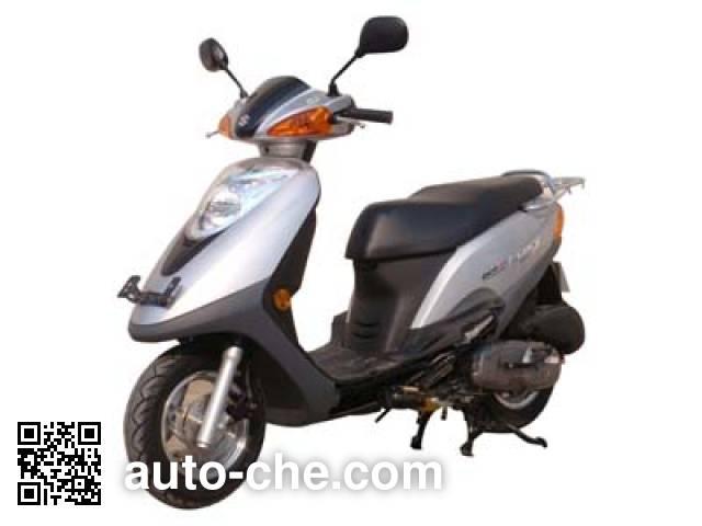 Qingqi Suzuki UZ100  scooter QS100T-A