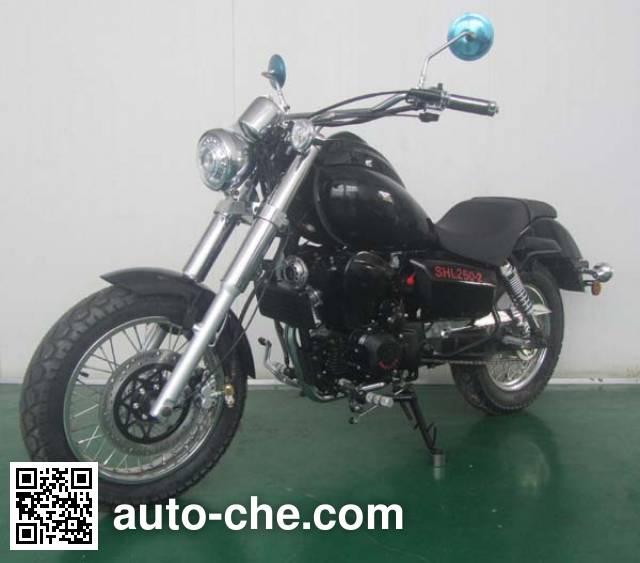 Shuangling motorcycle SHL250-2