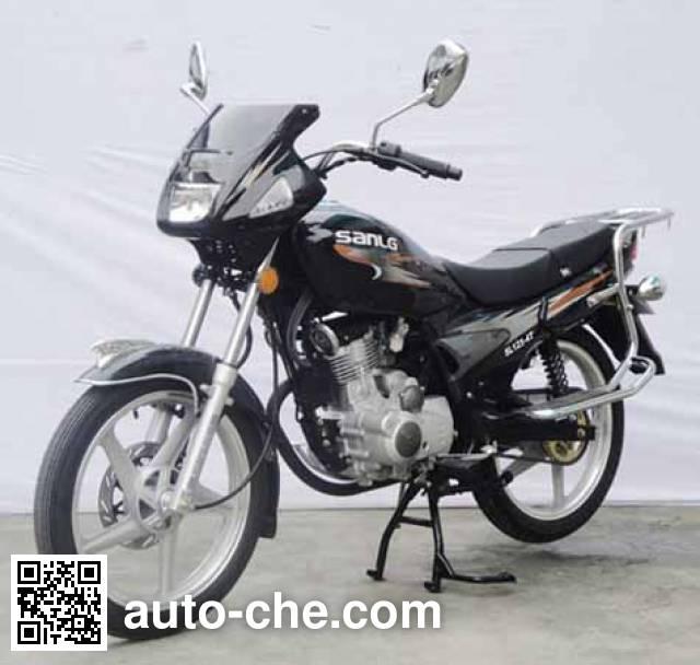 SanLG motorcycle SL125-4T